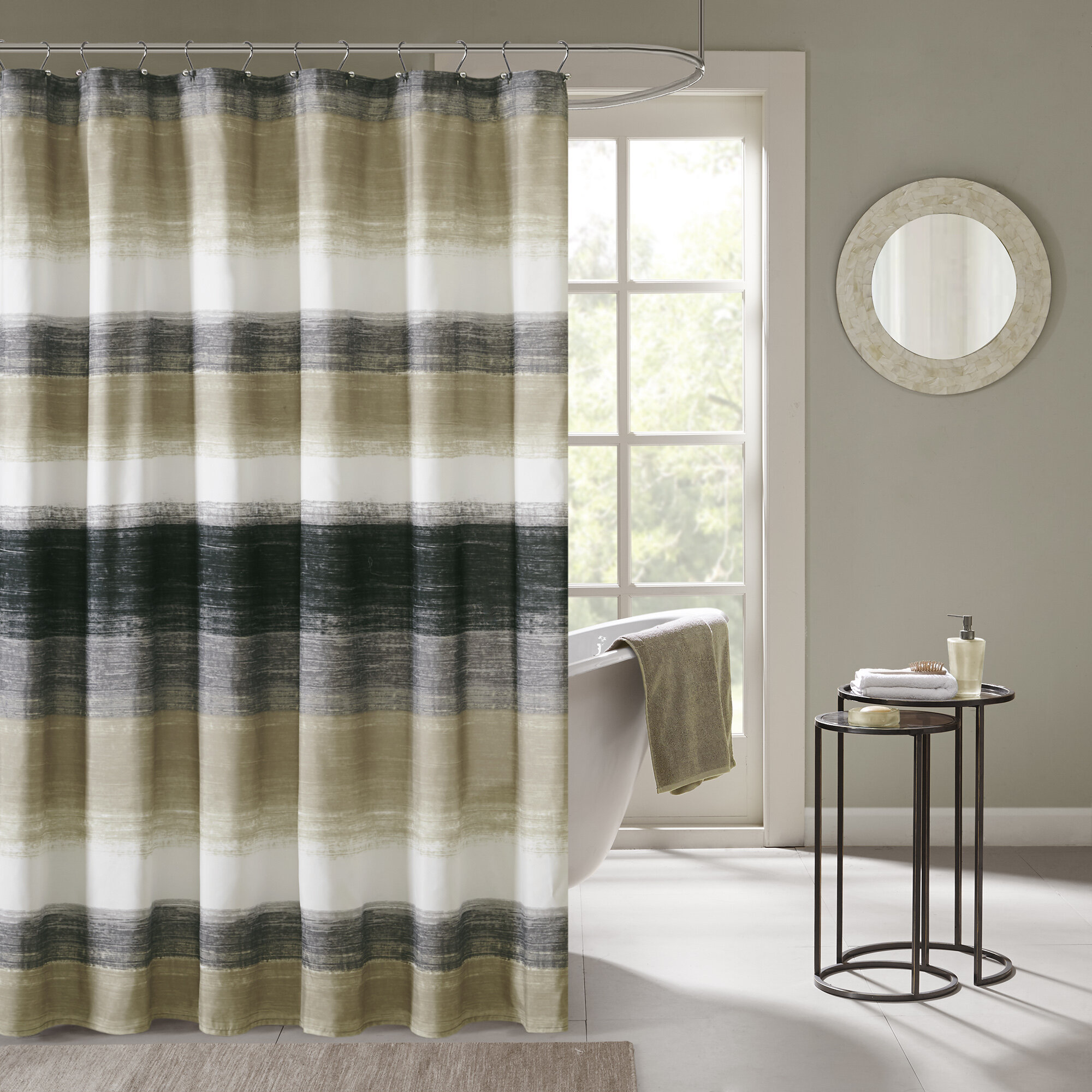 Westville Printed Single Shower Curtain Reviews