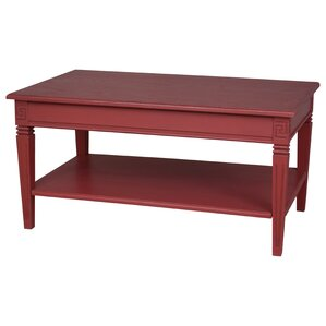 red coffee tables you'll love | wayfair
