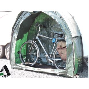 Prindle Tent In Green With Anka Point Image