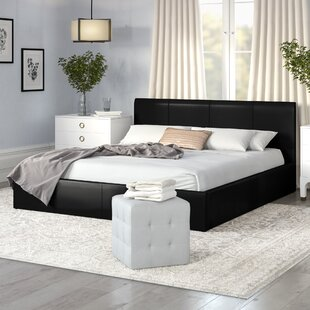 Review Musca Upholstered Ottoman Bed