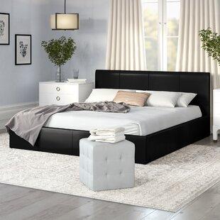 Mercury Row Leather Beds