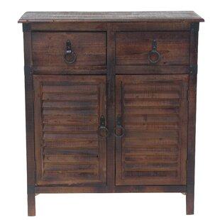 Beus Rustic 2 Door Accent Cabinet by Loon Peak