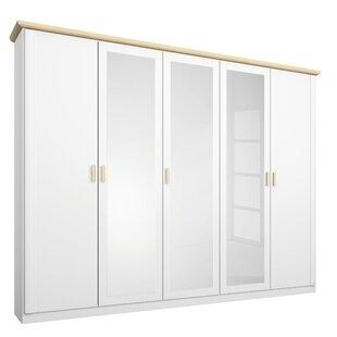 Kolding 5 Door Wardrobe By Rauch
