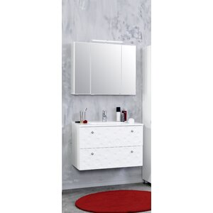 2-tlg. Badezimmer-Set Nizza von Held Möbel