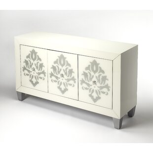 Periwinkle 3 Door Chest by House of Hampton