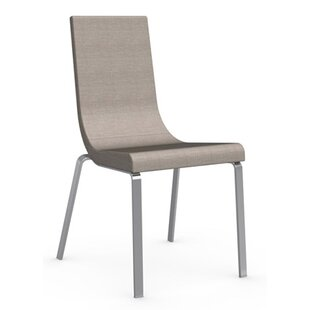 Connubia Cruiser Genuine Leather Upholstered Dining Chair