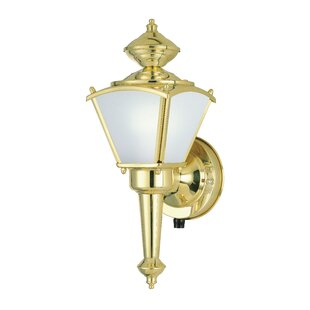 1 Light Outdoor Wall Lantern By Westinghouse Lighting Outdoor Lighting