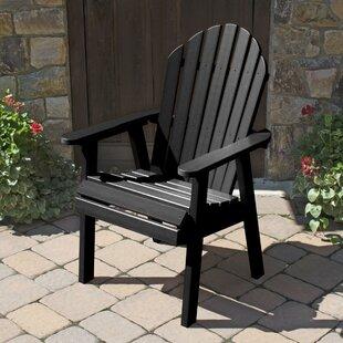 Longshore Tides Deerpark Plastic Adirondack Chair