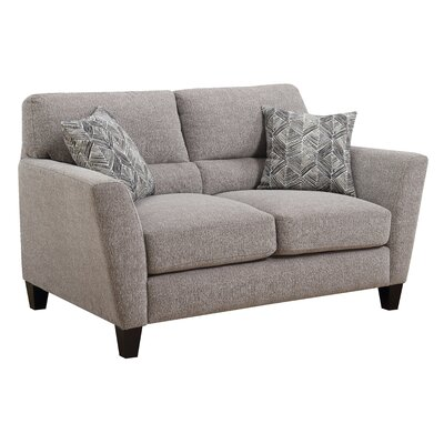 Outstanding Ivy Bronx Kohl Loveseat Pabps2019 Chair Design Images Pabps2019Com