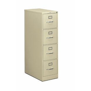 HON 310 Series 4-Drawer Vertical Filing C..