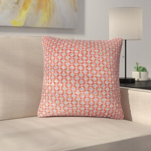 Mulford Diamond Throw Pillow
