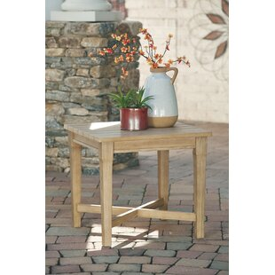 Deirdre Teak Side Table