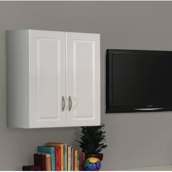 Wfx Utility 30 H X 32 W X 12 D Wall Cabinet Reviews Wayfair