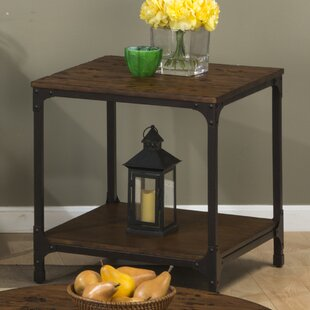 Carolyn End Table With Storage By Laurel Foundry Modern Farmhouse