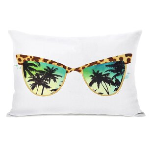 Eldridge Sunnies Outdoor Lumbar Pillow