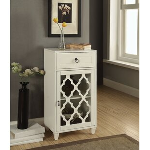 Claudelle End Table with Storage