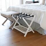 Bedroom Luggage Racks | Wayfair
