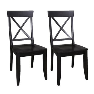 Gardner Solid Wood Dining Chair (Set of 2..