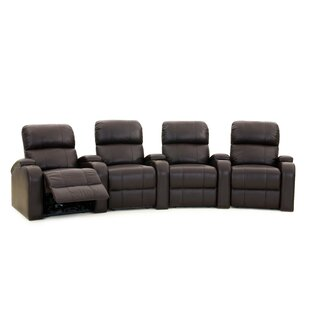 Storm XL850 Home Theater Loveseat (Row of 4) ByOctane Seating