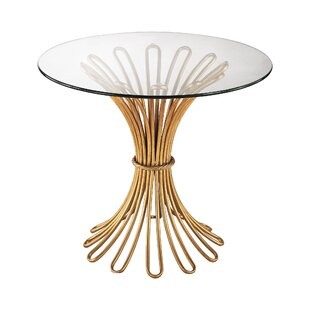 Glessite End Table
