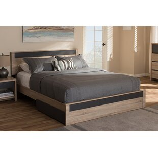Nord Queen Platform Bed by Latitude Run 2019 Sale