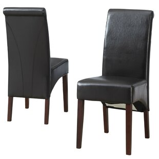 Alcott Hill Agnon Chair (Set of 2)