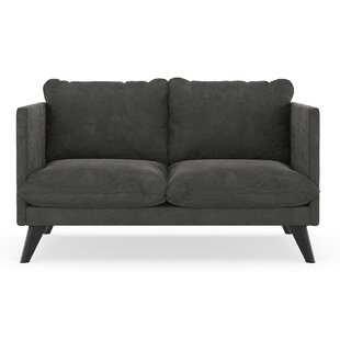 Malkin Loveseat by Union Rustic Top Reviews
