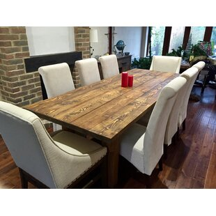 Burdock Dining Table By Union Rustic