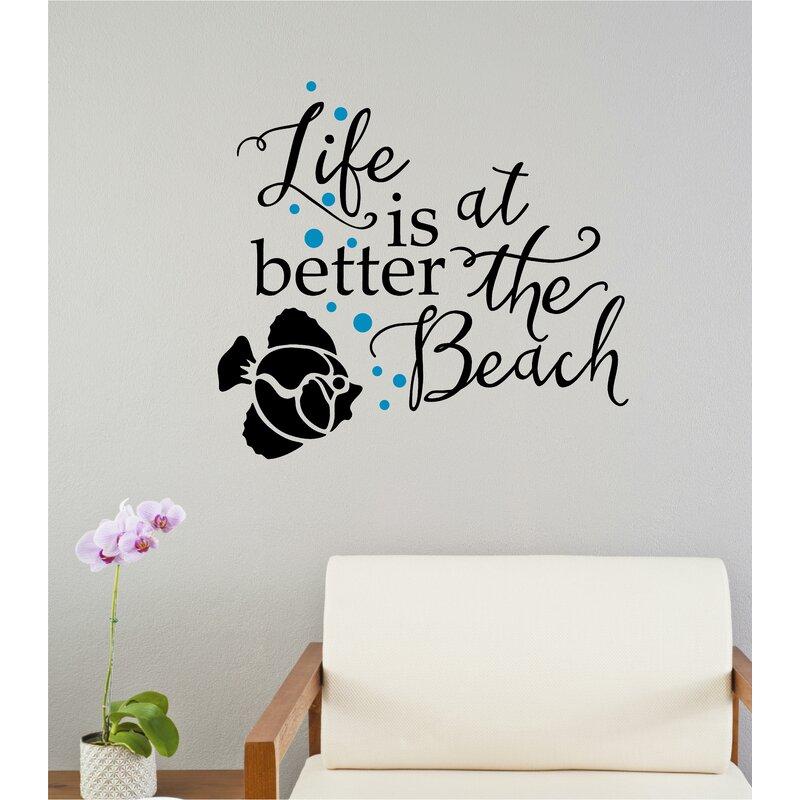 Cute Cartoon Beach Ball Sticker