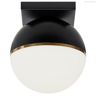 Ivy Bronx Godwin LED Semi Flush Mount