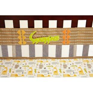 Top Reviews Zhora Crib Bumper Liner ByHarriet Bee