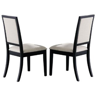 Bucareli Upholstered Dining Chair (Set of..