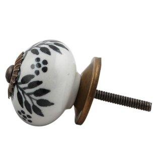 Flower Dresser Round Knob