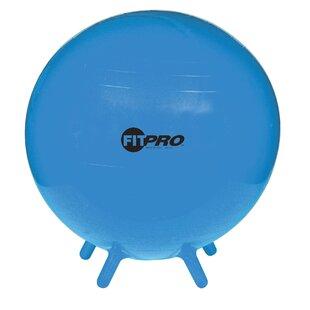 Champion Sports Fitpro Ergonomic Ball Chair