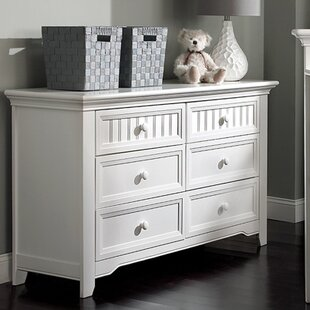 Find a Winchester 6 Drawer Double Dresser by Suite Bebe Reviews (2019) & Buyer's Guide