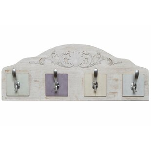 Elim Wall Mounted Coat Rack By Lily Manor