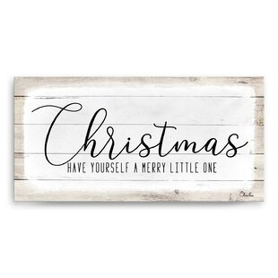 Christmas Wall Art Decor Wayfair Ca