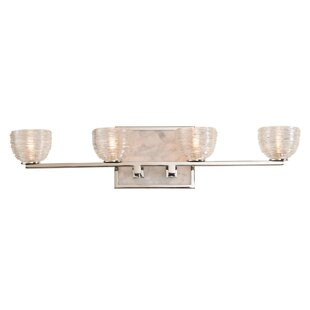 Kalco Bianco 4-Light LED Vanity Light