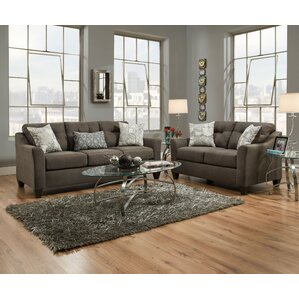 Baxley Configurable Living Room Set by Andover Mills