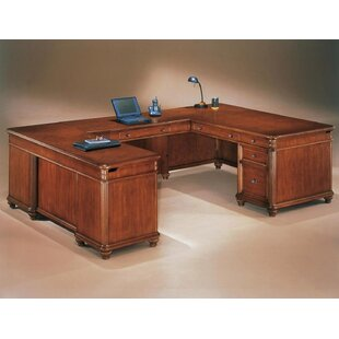 Buckeye U-Shape Executive Desk
