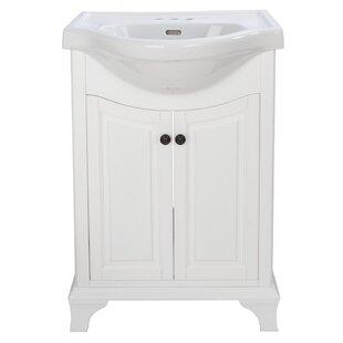 Athens 26 Single Bathroom Vanity Set by Three Posts