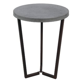 Jon Iron End Table