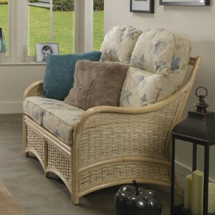 Angelica Conservatory Loveseat By Beachcrest Home