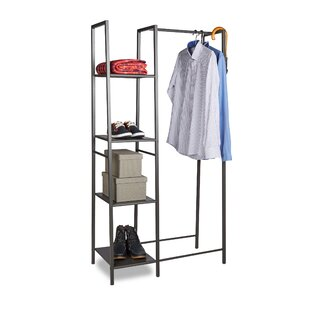 Mcnett 85cm Wide Clothes Rack By Rebrilliant