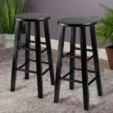 Bar & Counter Stool (Set of 2) by Winsome