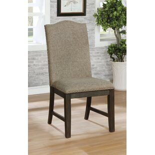 Duffey Upholstered Dining Chair (Set of 2)