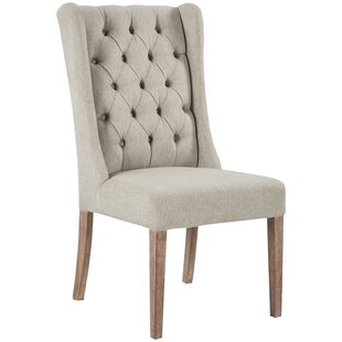 Yamna Upholstered Dining Chair by Ophelia & Co.