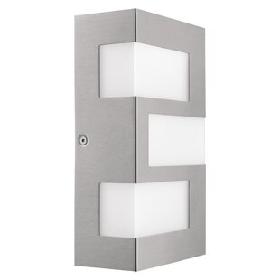 Affordable Price Alta 3-Light Outdoor Flush Mount By Orren Ellis