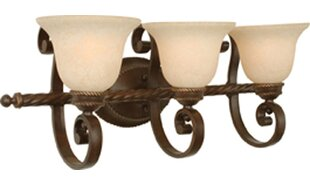 Fleur De Lis Living Kellie 3-Light Vanity Light