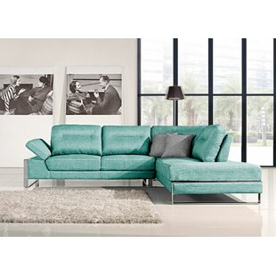 Bargain Rollison Sectional by Orren Ellis Reviews (2019) & Buyer's Guide